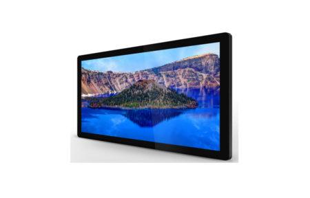 タッチパネルデジタルサイネージ商品仕様|PF49H8C|静電容量方式|全面強化ガラス付