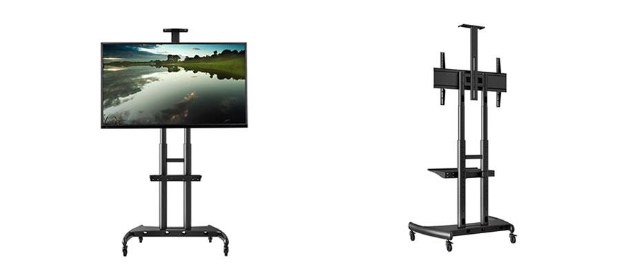 テレビや電子黒板に最適のモニタースタンド50~70インチ