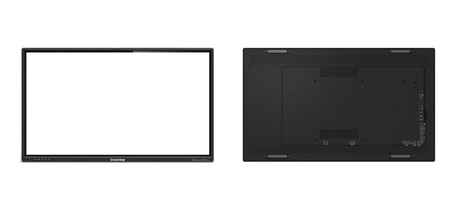 グッドビュージャパンの電子黒板65インチ