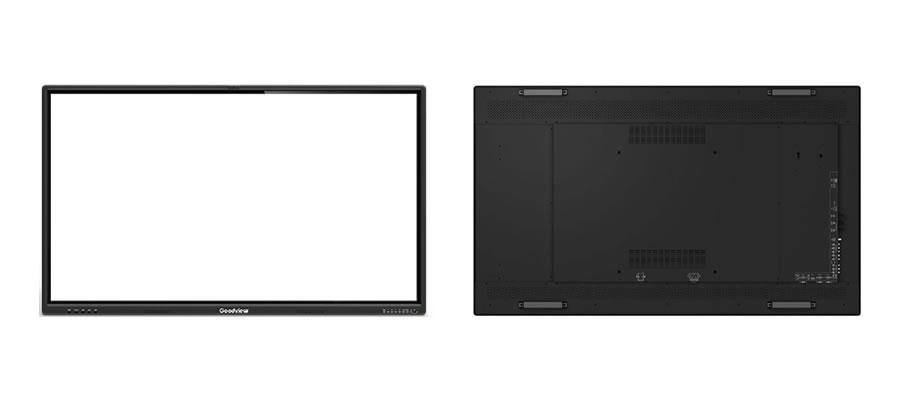 グッドビュージャパンの電子黒板84インチ